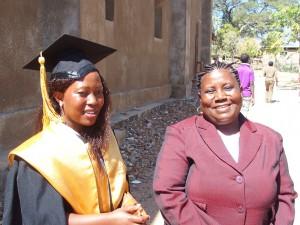 Nurse-Vumilia Mkini