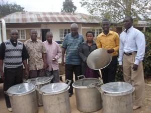 pots for schools