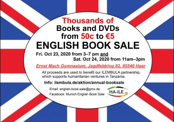 News from the English Book Sale